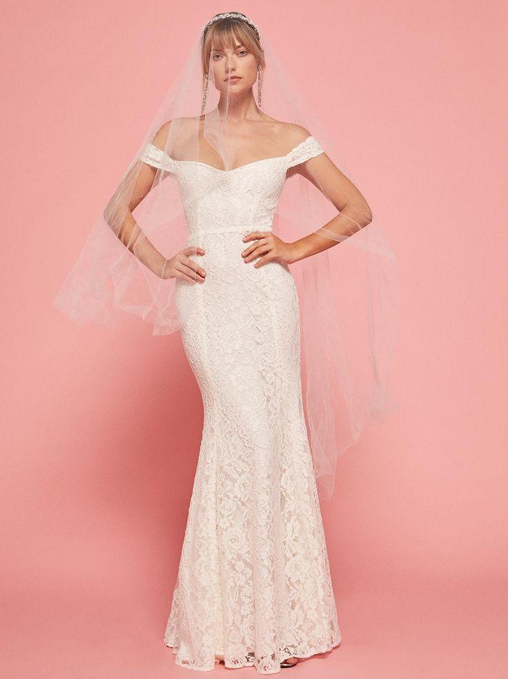 148 mejores imágenes de Wedding dress en Pinterest | Vestidos de ...