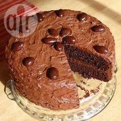 Торт Черная Магия. Cake Black Magic. Recipe in Russian.