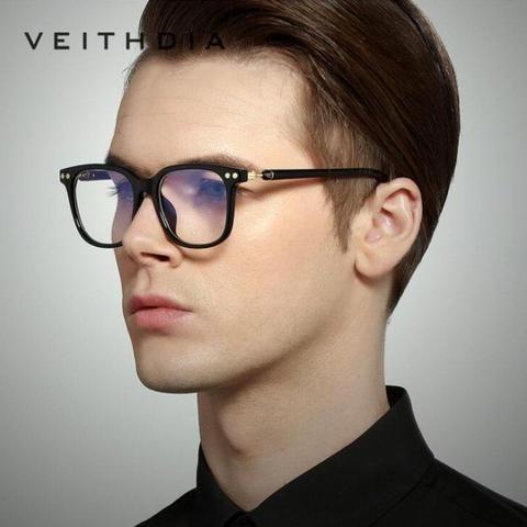 5ac22e880e3 Brand Design TR90 Eyewear Frame Fashion Eye Glasses Frames Men  Vintagemodlilj
