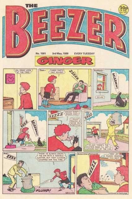 The Beezer (Volume) - Comic Vine