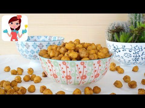Atıştırmalık Baharatlı Nohut (Videolu Tarif) | Kevserin Mutfağı - Yemek Tarifleri