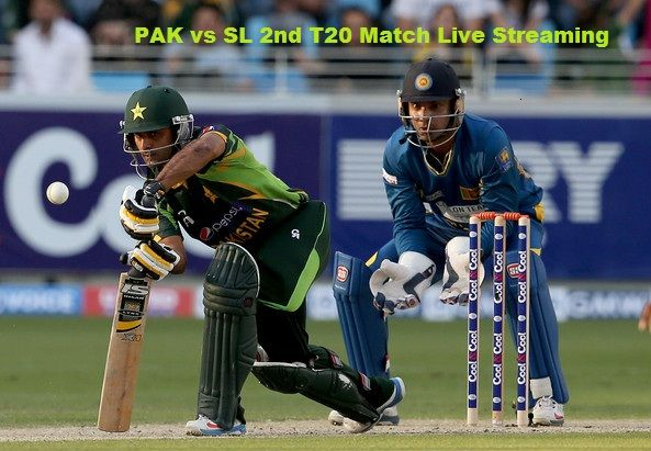 PAK vs SL 2nd T20 Live Streaming Cricket Match Today, Live TV Coverage. Pakistan vs Sri Lanka Second Twenty 20 Live Broadcast, Score, Preview, Prediction
