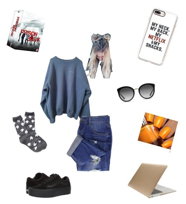 """netflix"" by irinaandreea-94 on Polyvore featuring art"