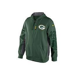 Men's Nike Green Bay Packers hoodie.