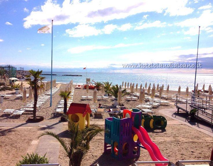 #Giochi per #bambini sulla #spiaggia