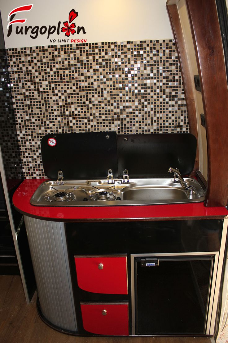 8 best images about fiat ducato camperizada on pinterest - Mueble persiana cocina ...