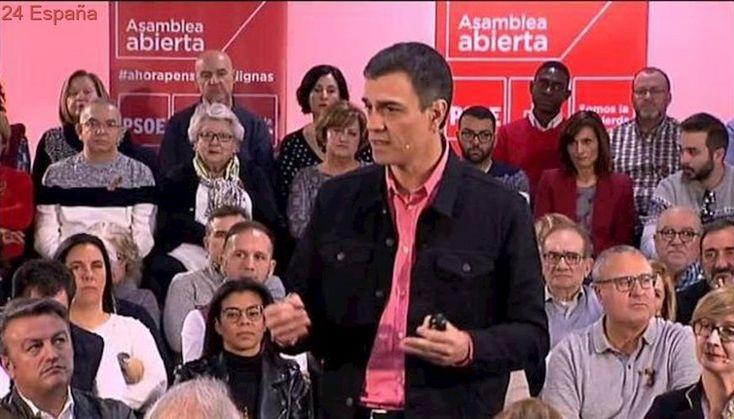 Pedro Sánchez cree que el juicio de Gürtel revela la «novela negra» del PP en la Comunidad Valenciana