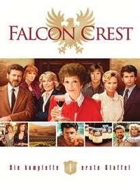 FALCON CREST CBS Television series 1981 - 1990.