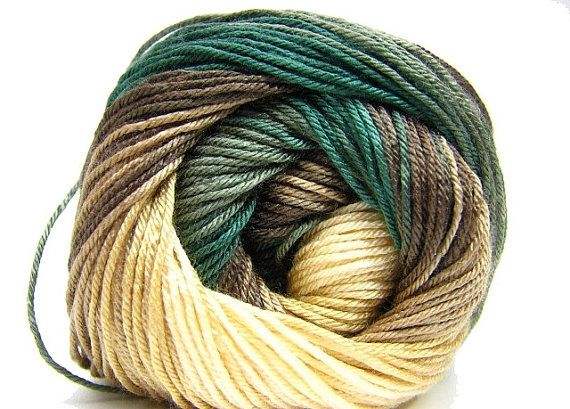 summer yarn knitting yarn supplies yarn shining by yarnsupplies, $5.50