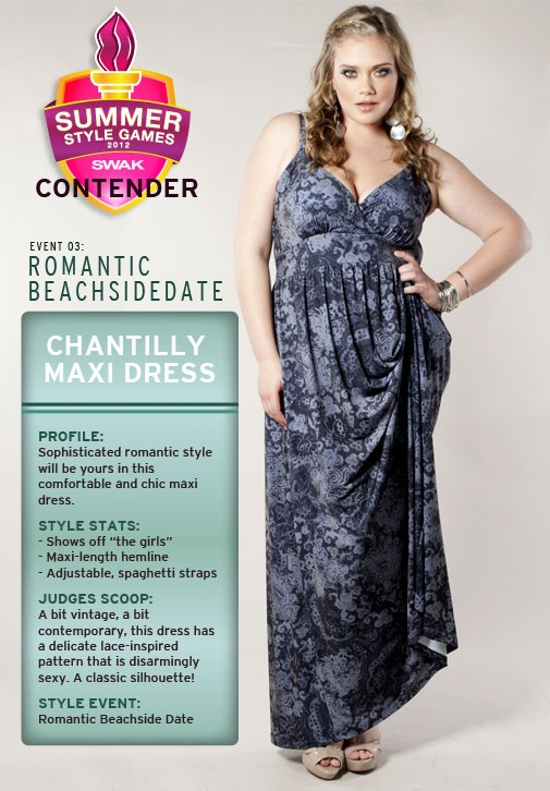 Chantilly Maxi Dress I love this one #SWAK Designs