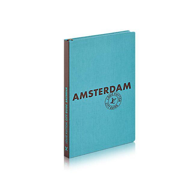 City Guide Amsterdam, version anglaise  Femme Livres & Écriture Livres | LOUIS VUITTON