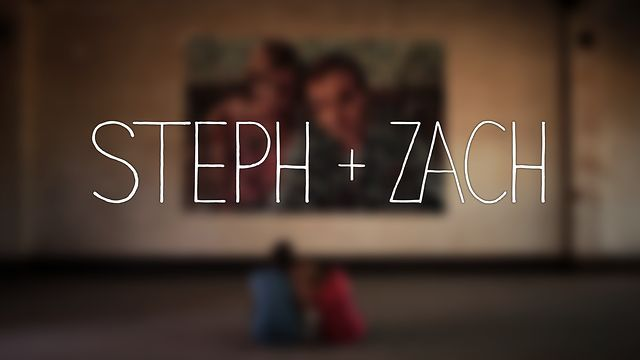 Steph + Zach by Bluish. The pre-wedding video of Steph and Zach to get people excited about their wedding.