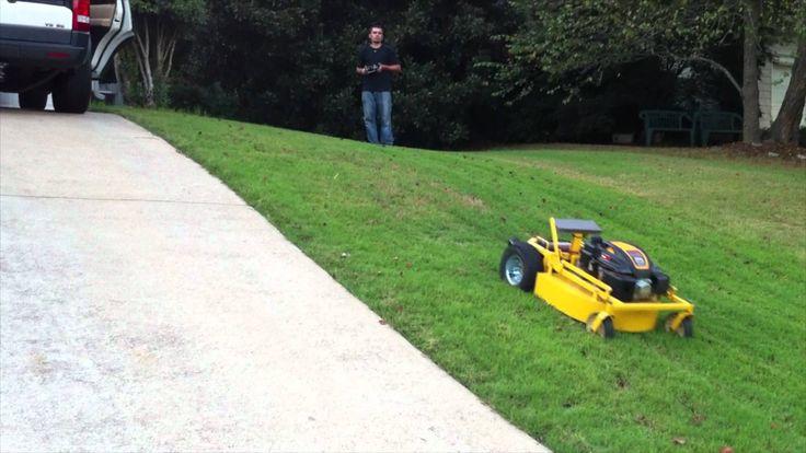 les 25 meilleures id es de la cat gorie tondeuse autonome sur pinterest tracteurs rc tracteur. Black Bedroom Furniture Sets. Home Design Ideas