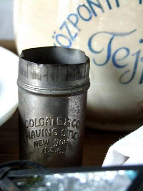 Vintage Colgate