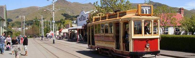 Ferrymead Heritage Park Christchurch