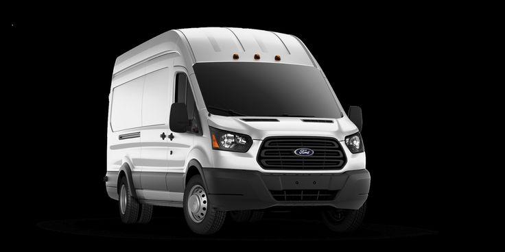 Ford Transit Van y Wagon 2016: Diseña y Cotiza