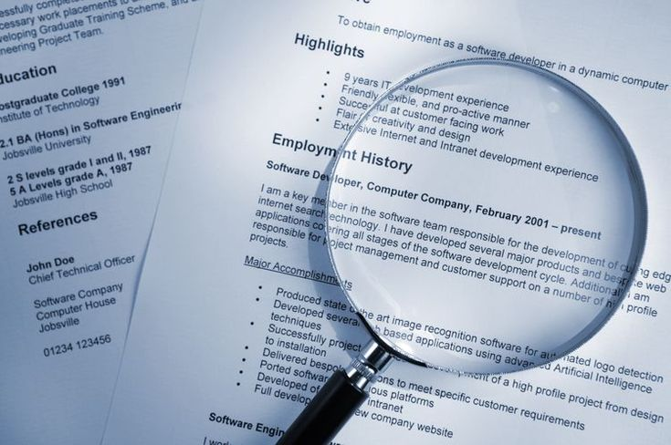 What is a Resume Career Highlights Section?