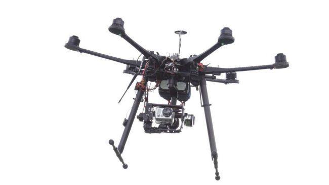 BREAKING: Drone copter crash lands in Manhattan (VIDEO)