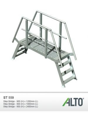 10 best Step Ladders, Stairs & Platforms images on ... Stepbridge
