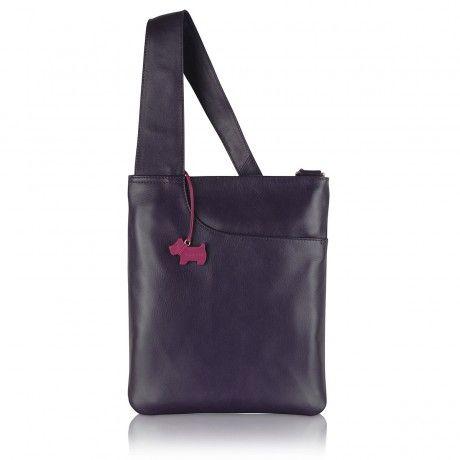 Pocket Bag,Medium Zip-top Cross Body Bag