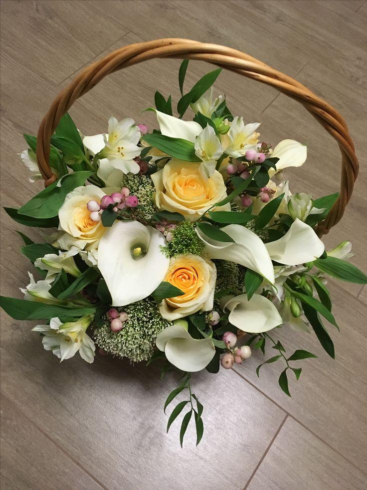 Цветы, букеты и композиция фото