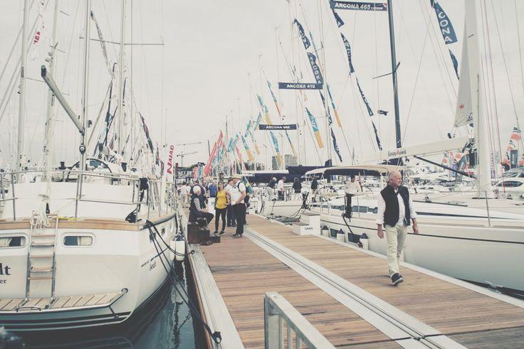 360º Boat Show BTS