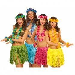 Conjuntos para Disfraces disfraz de hawaiana con este conjunto para hawaianas