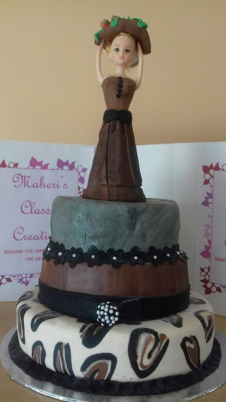 Umbondo cake.  My first creation of this style.