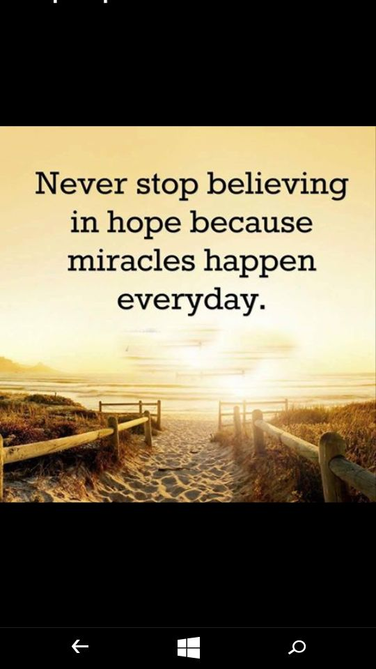Yes, miracles do happen everyday. My heart feels free from the love I once knew and had. It just hit me, I have been grieving over L♡VE for so long!