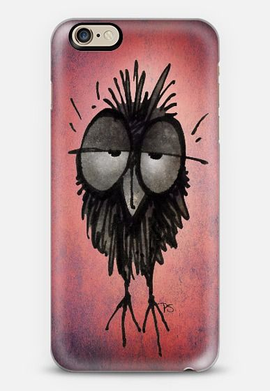 Funny Sleepy Owl iPhone6 case from Casetify - $10 OFF using code: KNWEJS