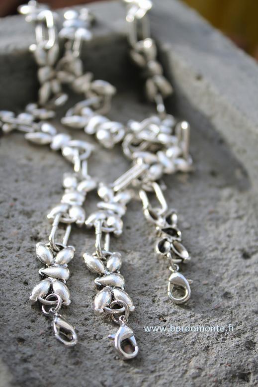 Casual bracelets #jewellery #MadeBy #BordoMonte