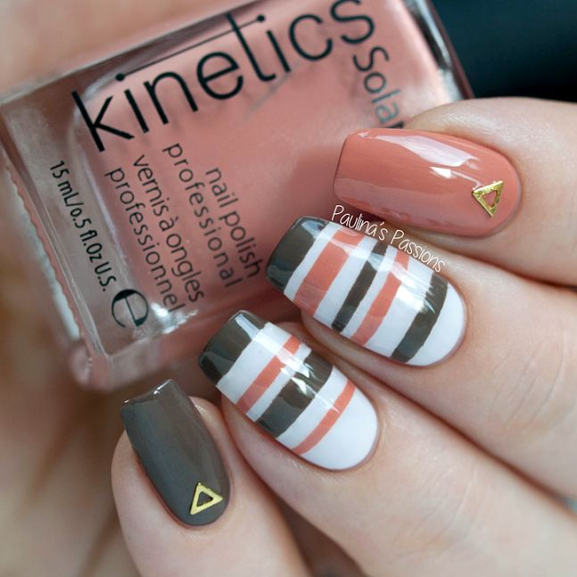 Kinetics Nail Systems Nordic Blue collection