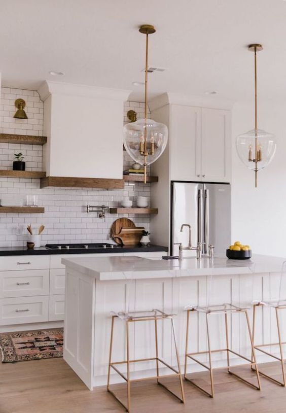 Design Your Own Kitchen: Easy Design Ideas For Your Own Stylish Eat-in Kitchen In