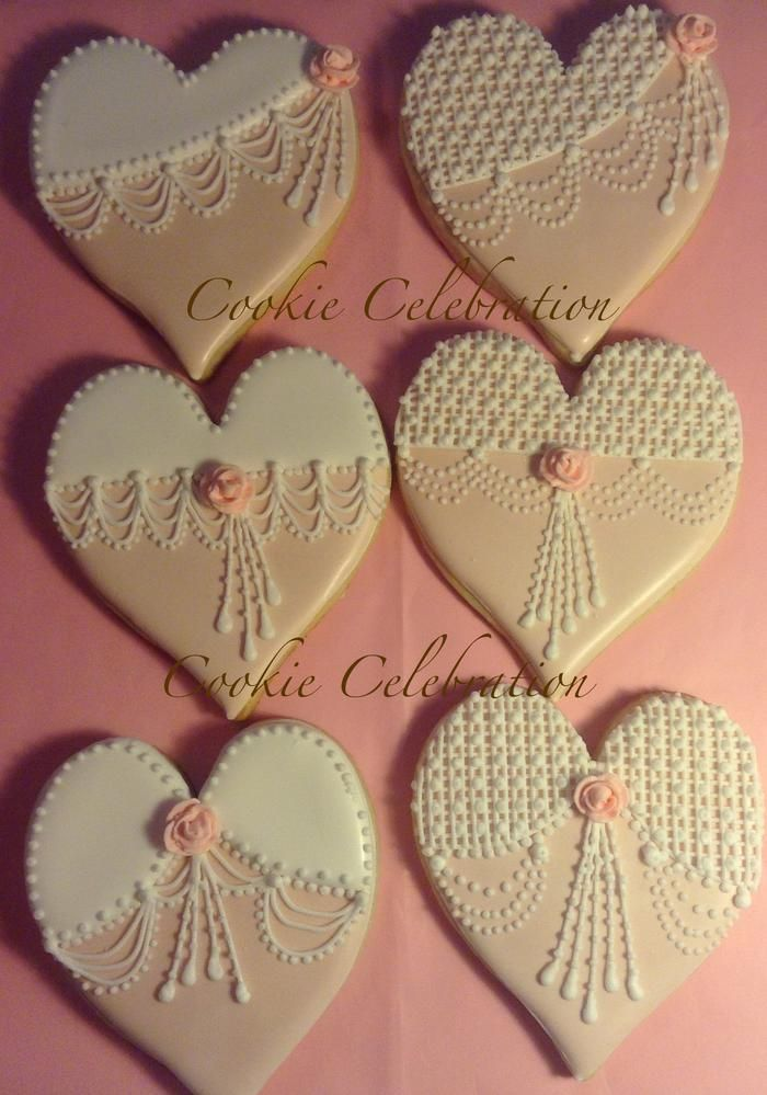 Dainty Hearts   Cookie Connection