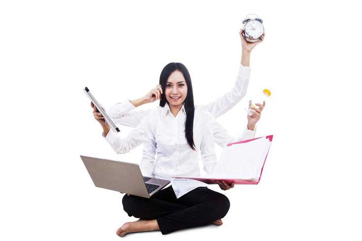 Tekan Dampak Negatif Multitasking