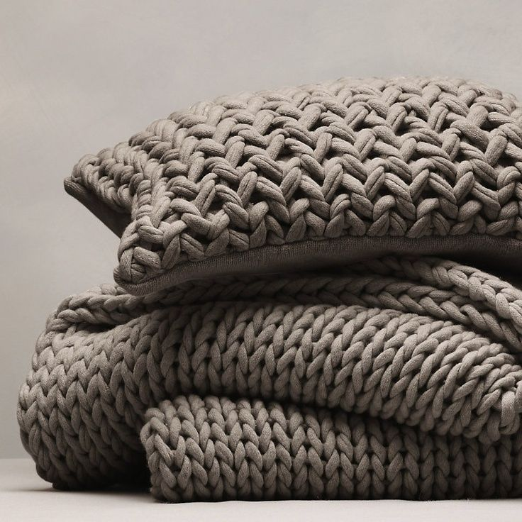 Knitting Pattern For Cushion Cover Chunky Wool : Las 25 mejores ideas sobre Cojines De Ganchillo en Pinterest y mas Almohada...