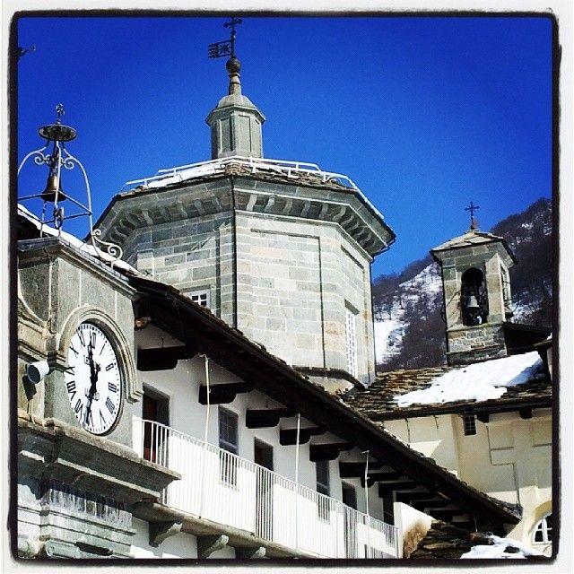 #Oropa #Santuario #Biella