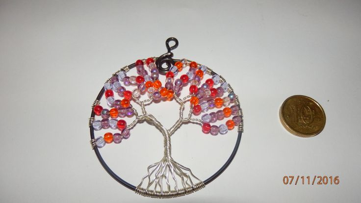 Tree of life jewlery made by me
