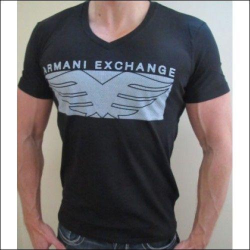 Armani Tshirt Exchange Muscle Slim Fit T Shirt Small Medium Large XL