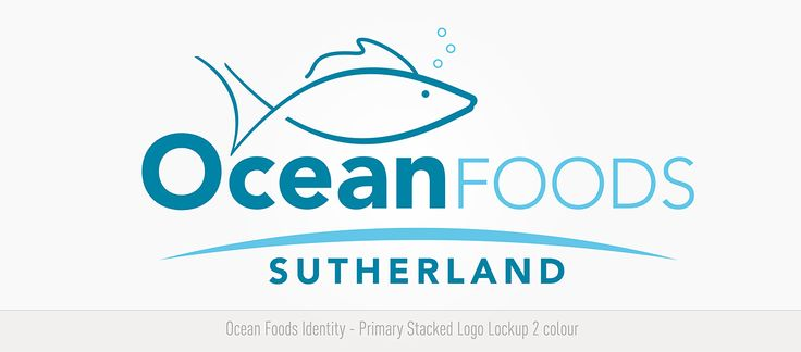 Ocean Foods Identity