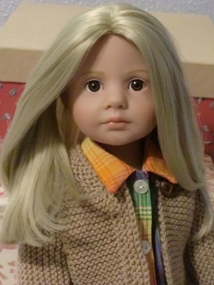 Gotz doll Emily.