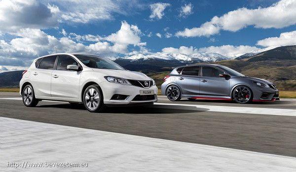 A Nissan Pulsar tovább emeli a tétet