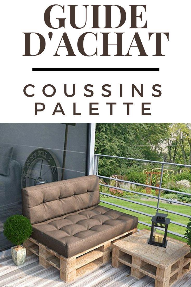 coussin palette guide d 39 achat 2019 bons plans. Black Bedroom Furniture Sets. Home Design Ideas