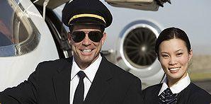 VIP flight attendant training