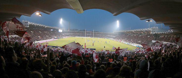 Stades Union Bordeaux Bègles