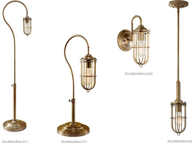 Интерьерный и уличный свет Natural Concepts I URBAN RENEWAL коллекция. Купить люстры, светильники, торшеры, бра, настольные лампы, свет для ванной комнаты в интернет магазине света DaonaDecor. Доставка по всей России.