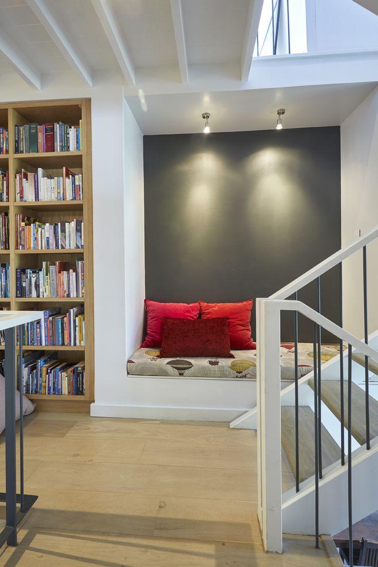 A cosy reading corner...  #reading #interior #home