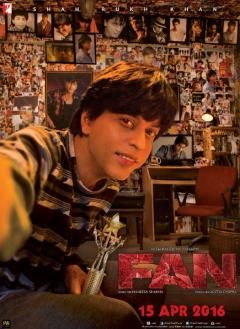 Fan (2016) Review, Release date, Story, Wiki, Official Trailers, Songs Downloads - BollywoodJALWA