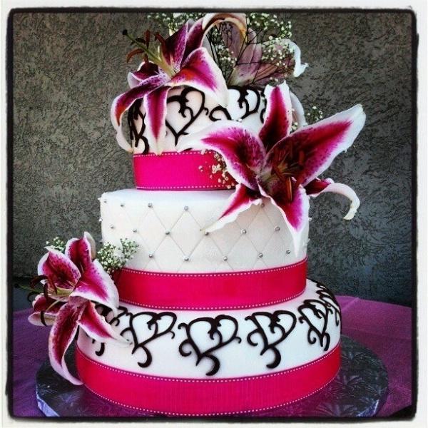 My 17th Birthday cake((: | Birthday cakes | Pinterest ...