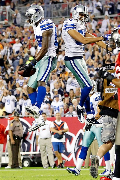 The Dallas Cowboys wrapped up the preseason with a 30-13 win over the Miami Dolphins at Cowboys Stadium